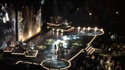 Madison Square Garden, section: 224, row: 17, seat: 15