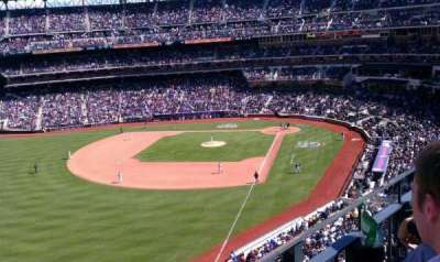 Citi Field, section: 429, row: 2, seat: 10