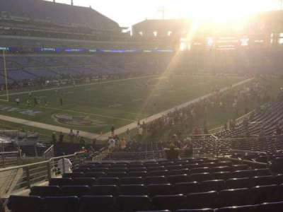 M&T Bank Stadium section 108