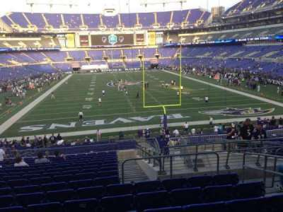 M&T Bank Stadium section 141