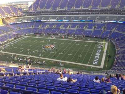 M&T Bank Stadium section 549