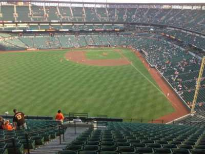 Oriole Park at Camden Yards section 384