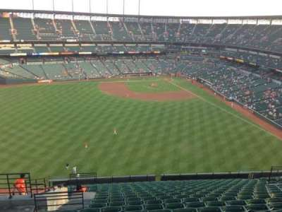 Oriole Park at Camden Yards, section: 388, row: 20, seat: 18