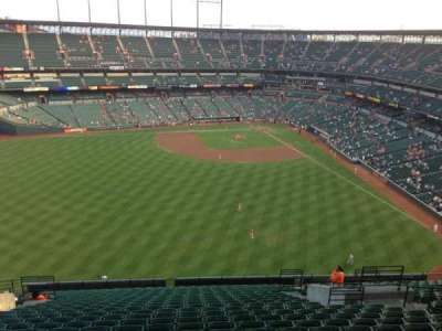 Oriole Park at Camden Yards, section: 388, row: 14, seat: 10