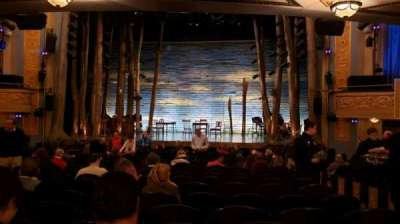 Gerald Schoenfeld Theatre section Orchestra C