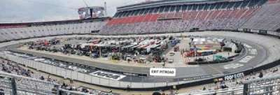 Bristol Motor Speedway section Pearson-I (not terrace)