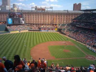 Oriole Park at Camden Yards, section: 354, row: 18, seat: 20
