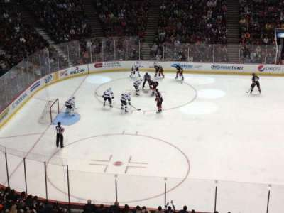 Honda Center section 435