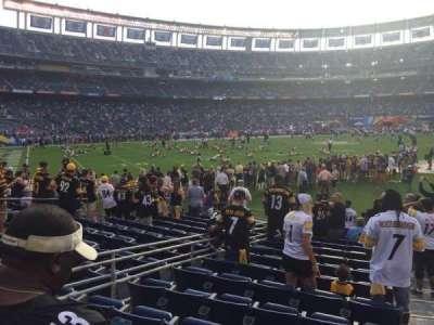 Qualcomm Stadium section F0