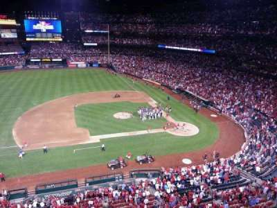 Busch Stadium section 357