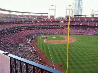 Busch Stadium section 330