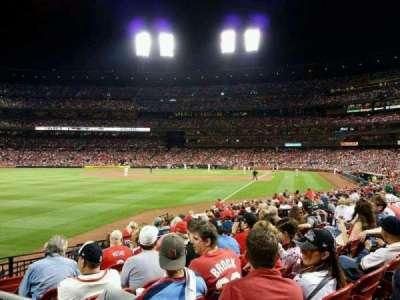 Busch Stadium, section: 168, row: 8, seat: 1