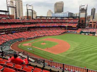 Busch Stadium, section: 339, row: 5, seat: 12