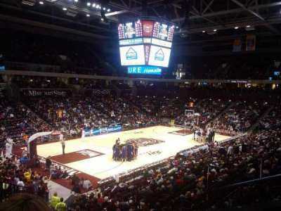 JQH Arena, section: Suite 12, row: S, seat: 5