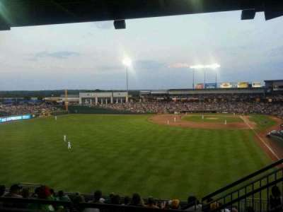 Dell Diamond, section: 208, row: 8, seat: 16