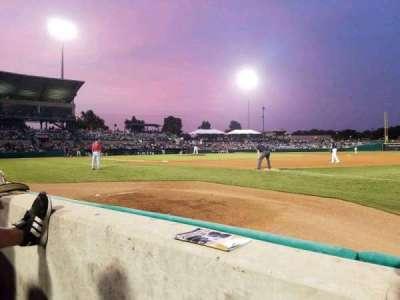 Nelson W. Wolff Municipal Stadium, section: 116, row: A, seat: 18