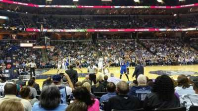 FedEx Forum section 104
