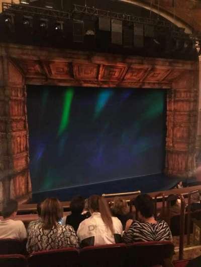 St. James Theatre section Mezzanine L