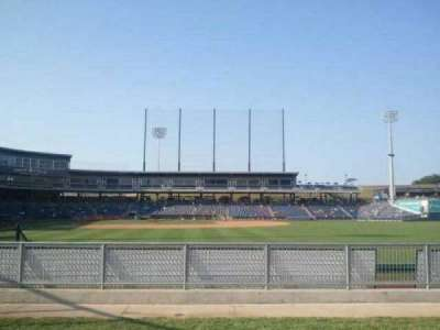 ONEOK Field section Lawn GA