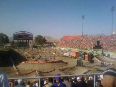 Sam Boyd Stadium section 222