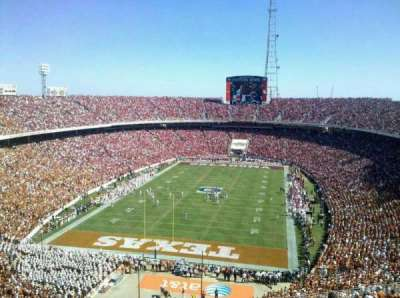 Cotton Bowl, section: 116