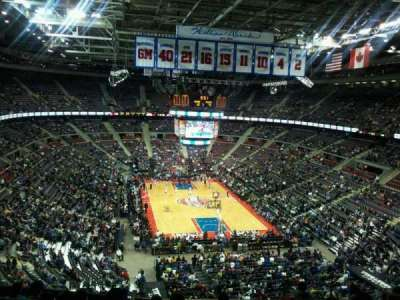 The Palace of Auburn Hills, section: 209, row: 5, seat: 11