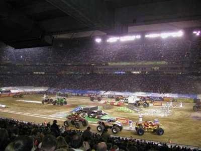 Silverdome section 119