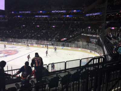 Barclays Center, section: 104, row: 5, seat: 6