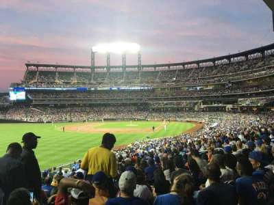 Citi Field, section: 130, row: 32, seat: 17