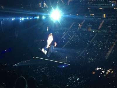 Barclays Center, section: 222, row: 11, seat: 2