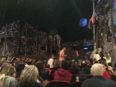 Neil Simon Theatre Section Orchestra Row J Seat 14
