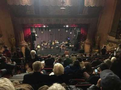 Beacon Theatre, section: Upper Balcony, row: L, seat: 102