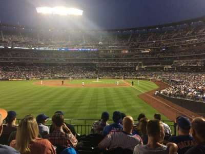 Citi Field, section: 134, row: 2, seat: 1