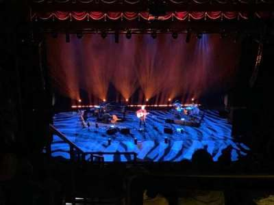 Beacon Theatre section Upper Balcony C