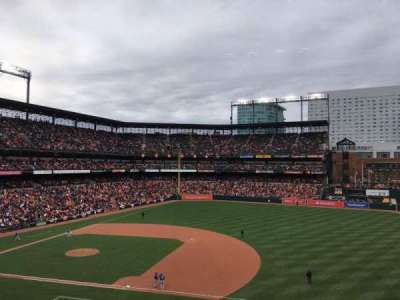 Oriole Park at Camden Yards, section: 216, row: 4, seat: 17