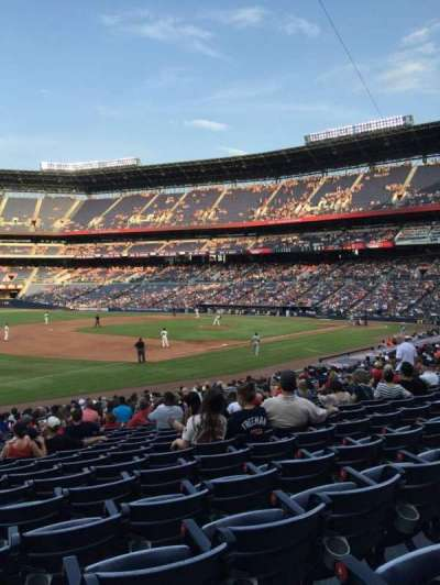 Turner Field section 122
