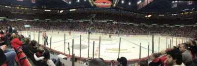 Joe Louis Arena, section: 107, row: 5, seat: 15
