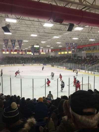 USA Hockey Arena section 119