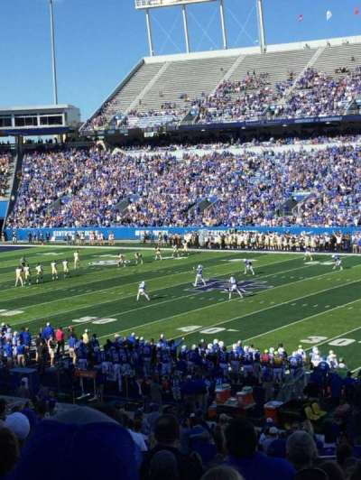 Commonwealth Stadium section 29