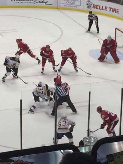 Joe Louis Arena, section: 220, row: 6, seat: 11