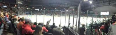 Van Andel Arena, section: 123, row: D, seat: 7