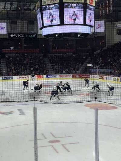 WFCU Centre, section: 110, row: G, seat: 9