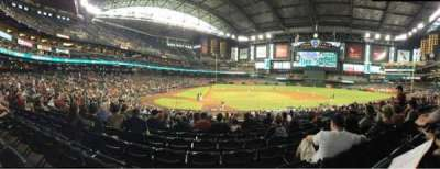 Chase Field section 118