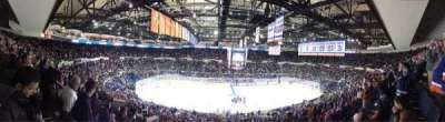 Old Nassau Veterans Memorial Coliseum, section: 304, row: E, seat: 2
