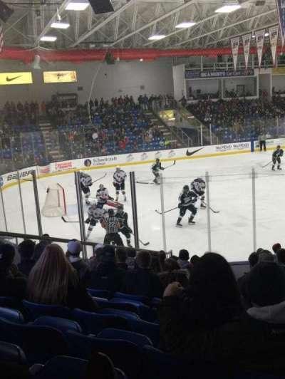 USA Hockey Arena, section: 105, row: N, seat: 7