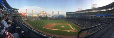 Guaranteed Rate Field section 338