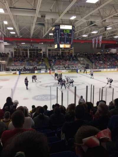 USA Hockey Arena section 113