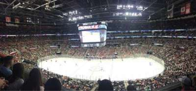 BB&T Center section CL17