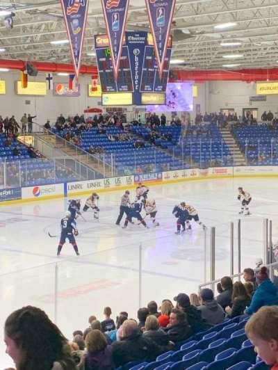 USA Hockey Arena section 105