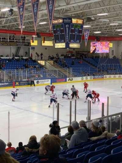 USA Hockey Arena, section: 104, row: N, seat: 10
